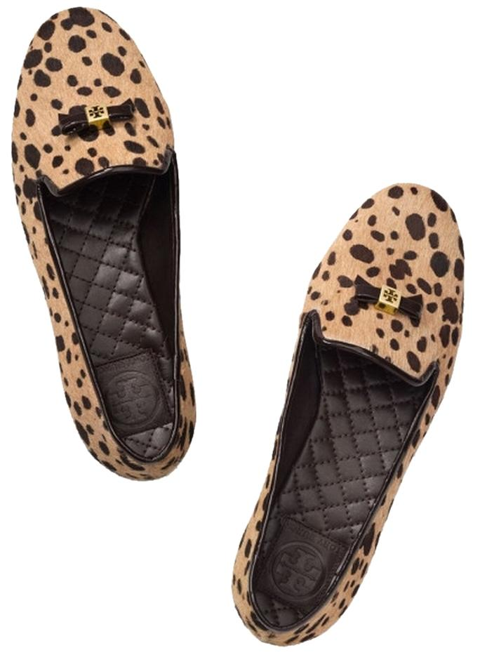 Tory Burch CHEETAH CALF HAIR Flats