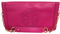 Tory Burch Reva Pink Clutch