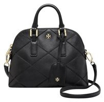 Tory Burch Cross Body Satchel in black