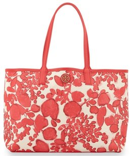 Tory Burch Floral Tote