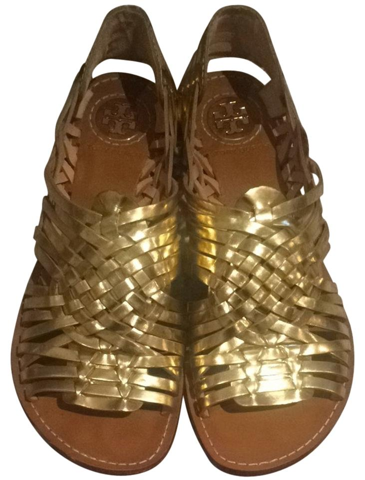 Tory Burch Metallic Anya Sandals the cheapest for sale tumblr cheap online 100% guaranteed cheap online discount very cheap PRWGjWoDpE