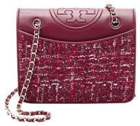 Tory Burch Red Messenger Bag