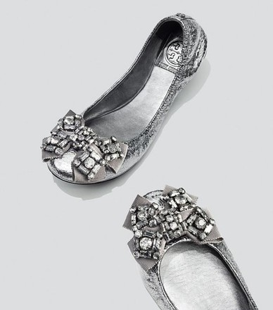 Tory Burch New Azalea Flats