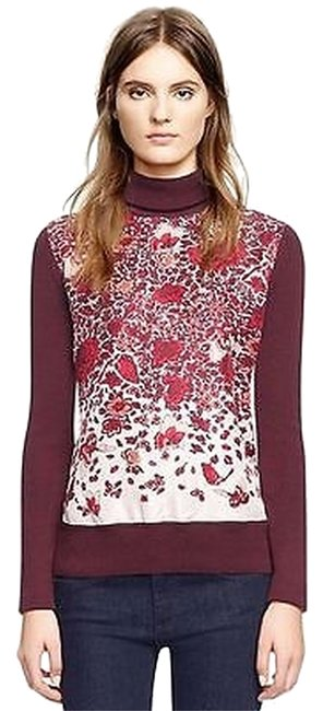 Preload https://item2.tradesy.com/images/tory-burch-red-cabernet-kyoto-turtle-neck-merino-wool-with-silk-new-with-tag-sweaterpullover-size-2--3564841-0-2.jpg?width=400&height=650