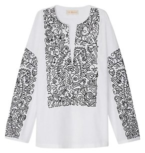 Tory Burch Textured Tunic