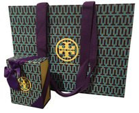 Tory Burch Tory Burch Jewelry Gift Box, Bag and Tissue Paper