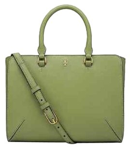 Tory Burch Tote in Leaf Green