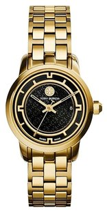 Tory Burch TRB1024 Tory Burch Women's Gold Tone Stainless Steel Strap Watch