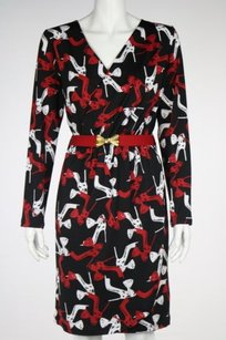Tracy Negoshian Womens Dress