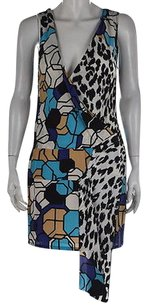 Tracy Reese Womens Black Dress