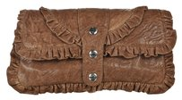 Treesje Brown Clutch