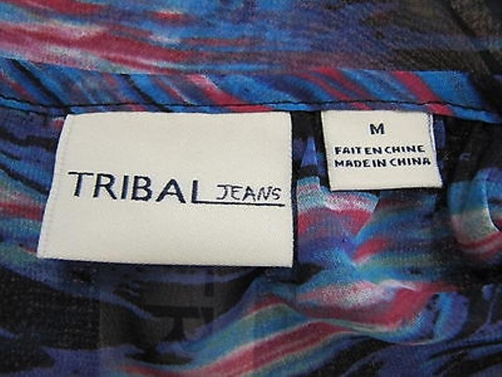 Click to Zoom Tribal Jeans