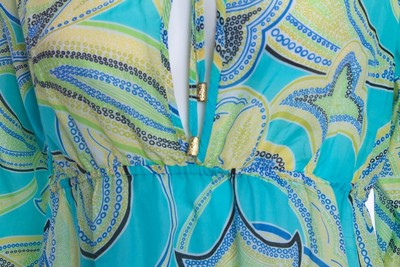 Trina Turk Bathing Suit Cover Tunic