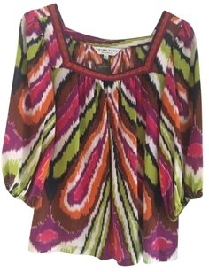 Trina Turk Printed For Top Multi-Color
