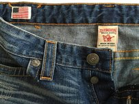 True Religion Tr Capri/Cropped Denim