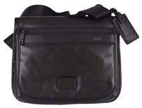Tumi Men's Black Messenger Bag