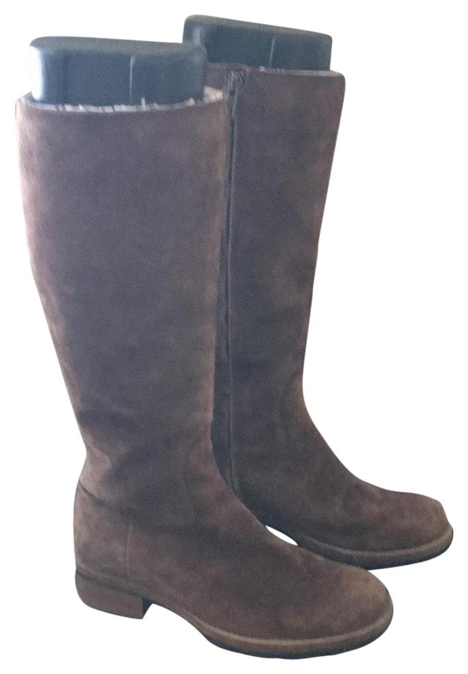 UGG Australia Brown Suede Boots ...