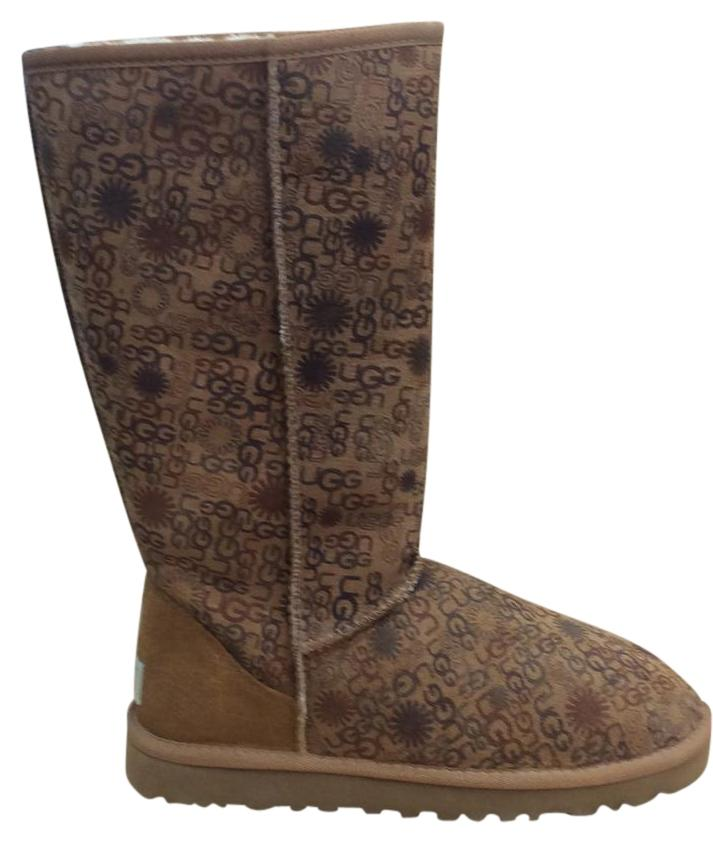 UGG Australia/ Chestnut Logo Bottes B/ (M bottines Taille US 8 Regular (M , B 1967379 - viagraonlinecanadianpharmacy.site