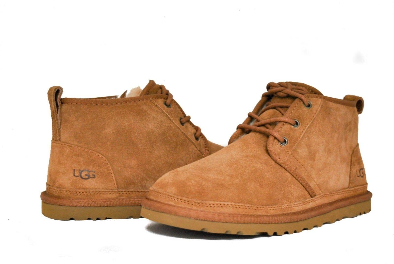 UGG Australia For Her 3236 12 Chestnut Boots ...