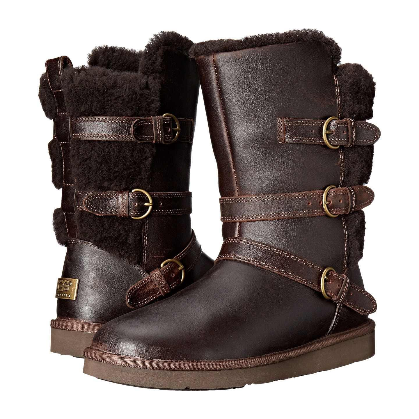 uggs quilted boots