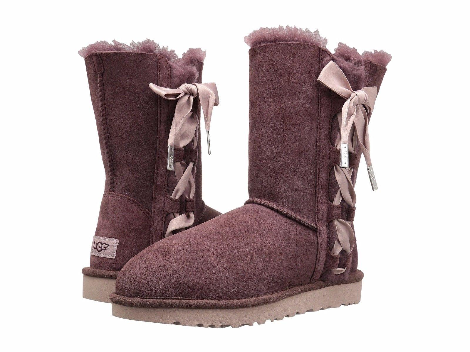 UGG Australia For Her 1017531 Size 6 Cordovan Boots ...