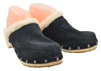 UGG Australia Women Dark Green Mules