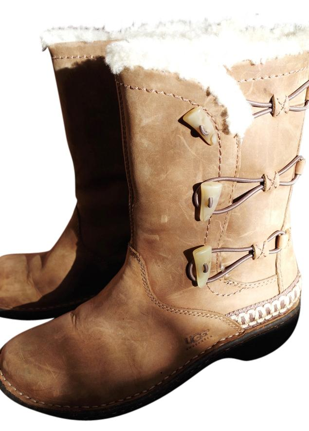 UGG Australia Light Brown Boots ...