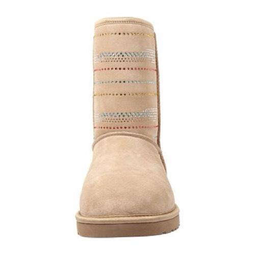UGG Australia Serape Bling Classic Short Boots/Booties