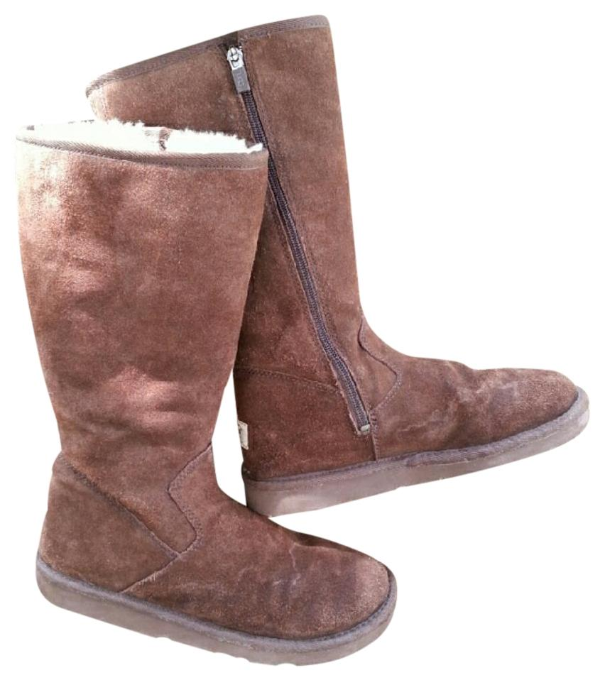 ugg australia brown boots on sale 65 boots