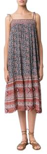 Ulla Johnson short dress Blue Juliette on Tradesy