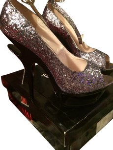 UN Sensored Multi Glitter Pumps