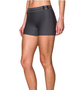 Under Armour Apparel Womens Underarmour_1270720_090carbonheat_m Shorts