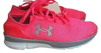 Under Armour Lace Canvas Pink Athletic