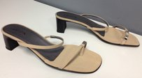 Unisa Strappy Silver Nude Sandals