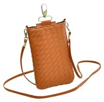 Leather Purse Cross Body Bag