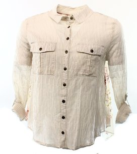 Urban Outfitters Button-down-shirt Top