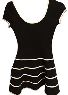 Urban Outfitters short dress Black White on Tradesy