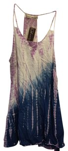 Urban Outfitters short dress Purple Blue White on Tradesy