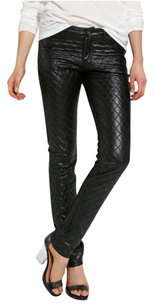 Urban Outfitters Skinny Pants Blac