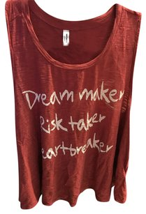 Urban Outfitters Top Rust