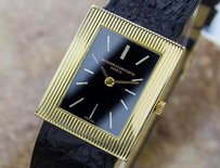 Vacheron Constantin Vacheron Constantin 18k Solid Gold Mid Swiss Watch C1980 B22
