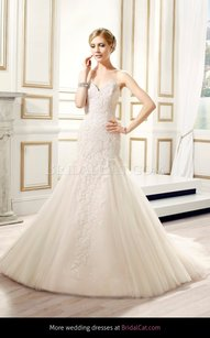Val Stefani D801 Wedding Dress