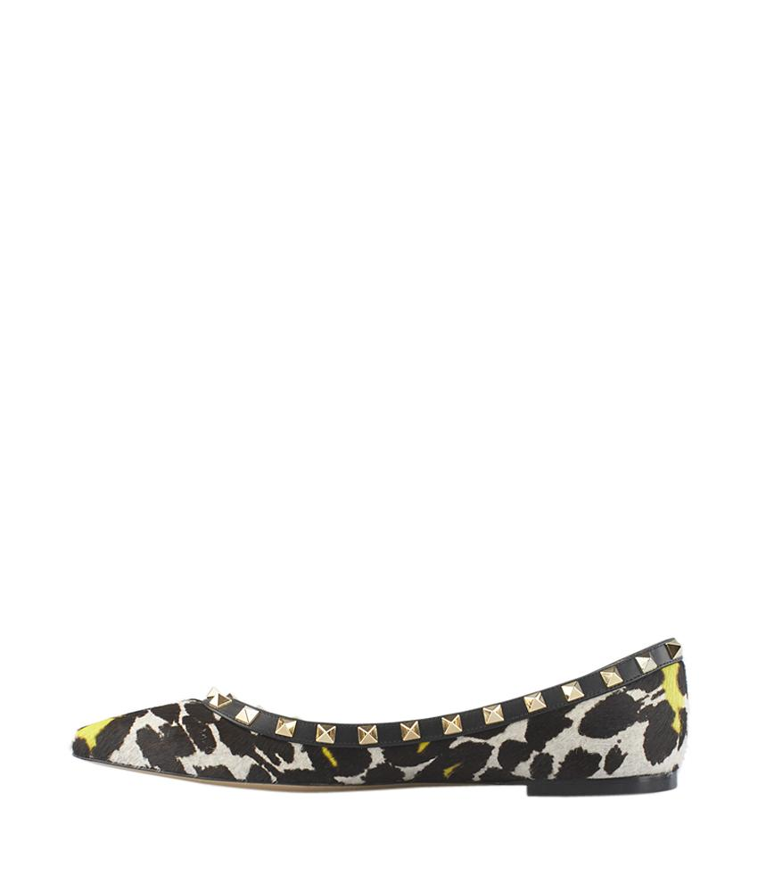Valentino Ponyhair Animal Print Mules w/ Tags cheap visa payment cgBlvteslf
