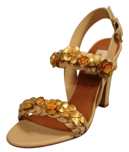 Valentino Floral Woven Sandals wholesale price cheap sale 100% guaranteed for nice sale online clearance store cheap online D5azP2
