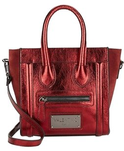 Valentino Saks 5th Avenue Satchel in Red