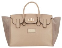 Valentino Satchel in Taupe