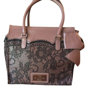 Valentino Satchel in Brown