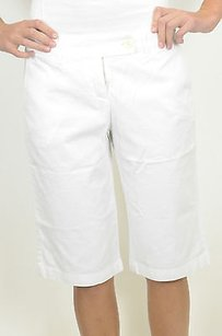 Velvet by Graham & Spencer Bermuda Shorts White