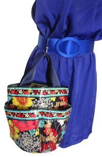 Vera Bradley Clean Well Cared For Tote in MULTI COLOR FLORAL FABRIC COATED IN VINYL
