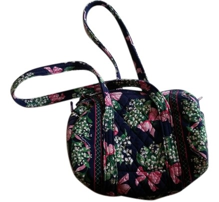 Vera Bradley New Hope Small Duffel Bag